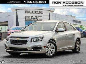 2016 Chevrolet CRUZE LIMITED LT LIKE NEW