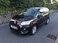 Citroen C3 Picasso 5 door 2009 low mileage