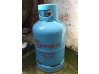 Full mac gas 13kg bottle