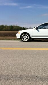 1995 civic for sale as is parts car