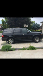 Ford Expedition Max Limited 116Kms Certified & Emission Tested