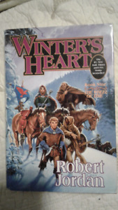 The Wheel of Time book 9: Winter's Heart hardcover