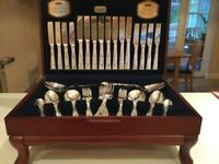 Viners 58 piece Cantten of Cutlery