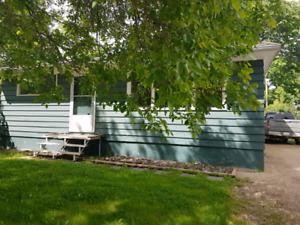 House for rent in tisdale