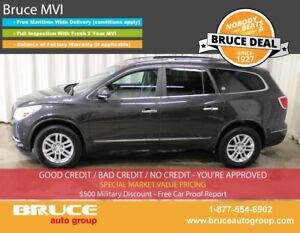 2014 Buick Enclave 3.6L 6 CYL AUTOMATIC AWD REMOTE START, BACK-U