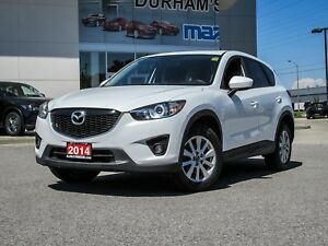 2014 Mazda CX-5 GS, AWD, SUNROOF