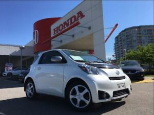 2014 Scion iQ CVT