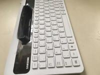 Wholesale job lot Samsung galaxy tab keyboard dock 11pieces £10