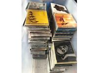 Over 200 CDs- Job Lot