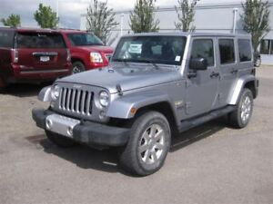 2015 Jeep WRANGLER UNLIMITED Sahara|Keyless|REM Start|NAV|Heated