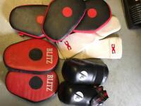 Martial arts/boxing equipment