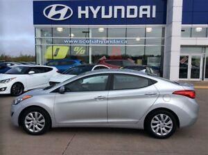 2013 Hyundai Elantra GL WELL MAINTAINED