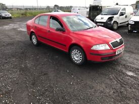 Skoda Octavia A5 model 1.9tdi spares or repair