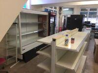 Retail open deck fridge - for retail Shop or restaurant