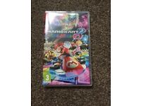 Mario Kart 8 Deluxe for Nintendo Switch. £30