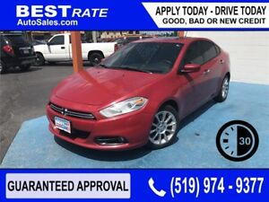 DODGE DART LIMITED - APPROVED IN 30 MINUTES! - ANY CREDIT LOANS
