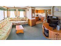 Holiday caravan for sale by the sea Leysdown-on-sea Central beach holiday park
