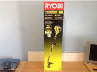 RYOBI 30CC PETROL LINE BRUSH CUTTER NEW RRP £180
