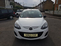 Mazda 2 TS | 1.3 litre | Manual | 5 Door | £30 Tax | Lady Owner | White | Low Mileage | 2 Keys |