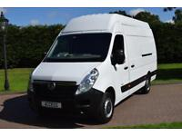 Vauxhall Movano 2.3CDTI L3H3 R3500 Extra high roof