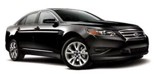 2013 Ford Taurus SEL AWD Accident Free,  Leather,  Heated Seats,