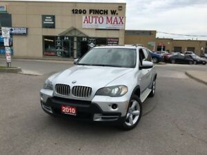 2010 BMW X5 35d, Navigation, DVD, Rear View Camera