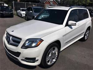 2014 Mercedes-Benz GLK 250 BLUETEC DIESEL AWD 4MATIC