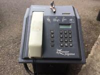 Old Pay Phone Telephone Premier Pegasus Retro Rare