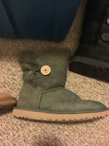 Ugg Boots--Bailey Button