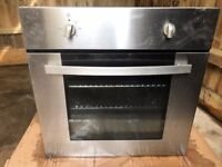 Electric Oven - Stainless Steel