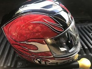 Motorcycle helmets for sale