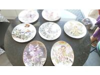 Cicely plates