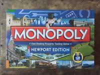 Monopoly Newport Edition sealed rare hasbro board game