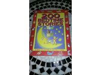 200 Bedtime stories for kids