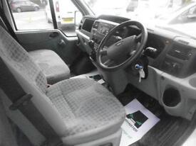 Ford Transit T350 LWB TDCI High Roof 100Ps Utility Van DIESEL MANUAL (2013)