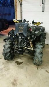 MUST SELL/PRICE DROPPED! '08 CanAm Renegade