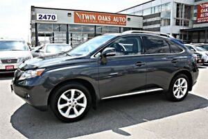 2011 Lexus RX 350 TOURING - AWD - NAVIGATION  - REAR V/CAM