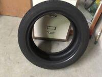 Tyre 205/50 R17 W