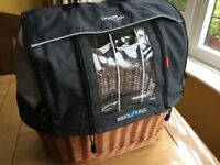 Rixan & kaul Bike Dog Carrier/Basket