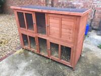 Two tier Rabbit/Guinea Pig Cage