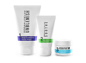 Skin Care Regimens and Products