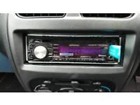 Kenwood Bluetooth USB CD AUX Radio Player.