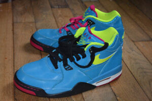 Nike air flight shoes
