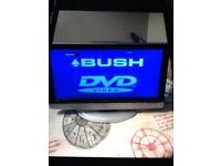 Bush tv dvd