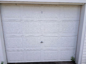 Single garage door for sale