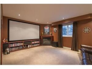 Gorgeous house with basement at great location