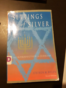 Settings of silver