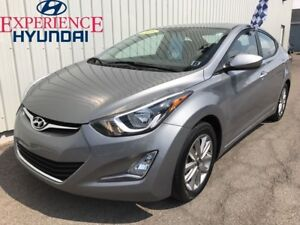 2016 Hyundai Elantra GL WONDERFUL MID-TRIM ELANTRA WITH FACTORY