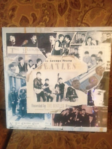 The Beatles Anthology Album 1-three (3) vinyl disks, sealed