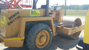 BOMAG BW172 PACKER